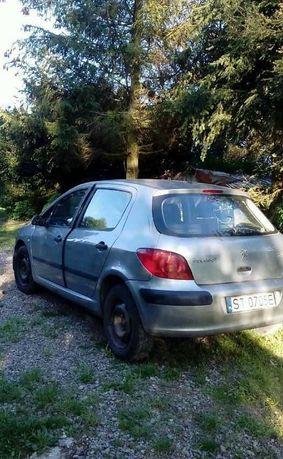 Peugeot 307, Benzyna+GAZ
