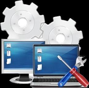 Налаштування та ремонт ПК, ноутбуків, мережевого обладнання