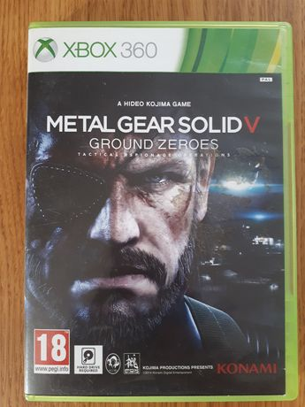 Metal Gear Solid 5: Ground Zeroes na Xbox 360 - POLECAM