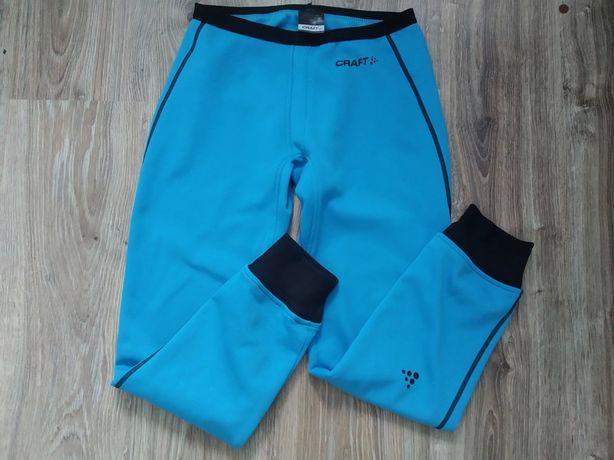 Spodnie Craft termoaktywne rozmiar 146/152
