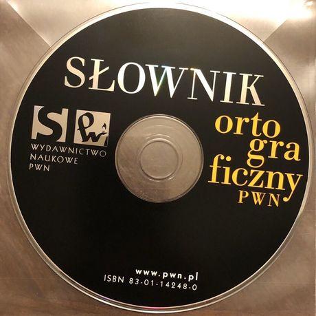 Słownik ortograficzny PWN - CD-ROM