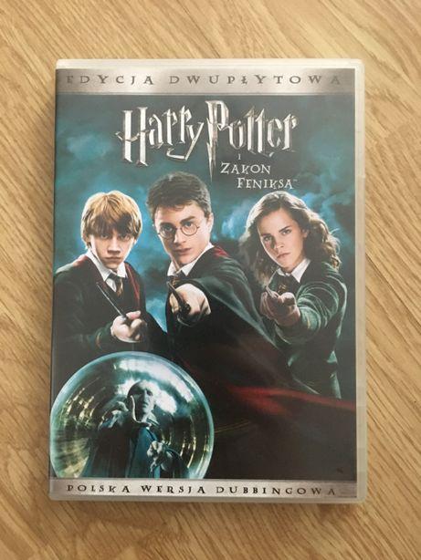 Film Harry Potter i Zakon Feniksa 2 DVD