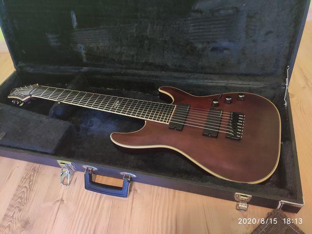 Schecter Blackjack Atx C-8 Limited Edition 2009 gitara elek 8 strunowa