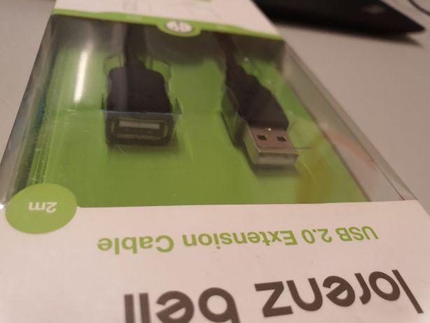 Cabo extensão USB