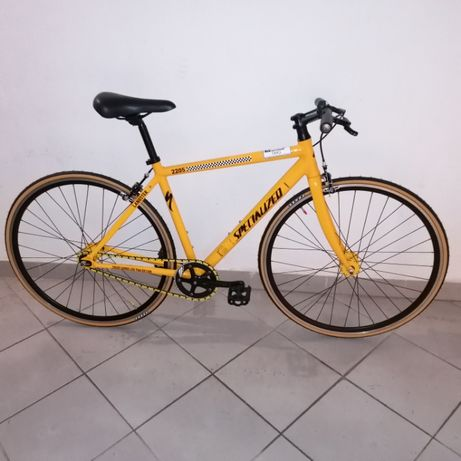 Specialized Langster New York Taxi Cab Edition Single Speed 52