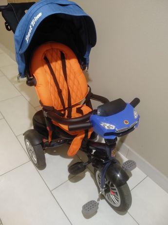 Трёхколёсный велосипед Best Trike