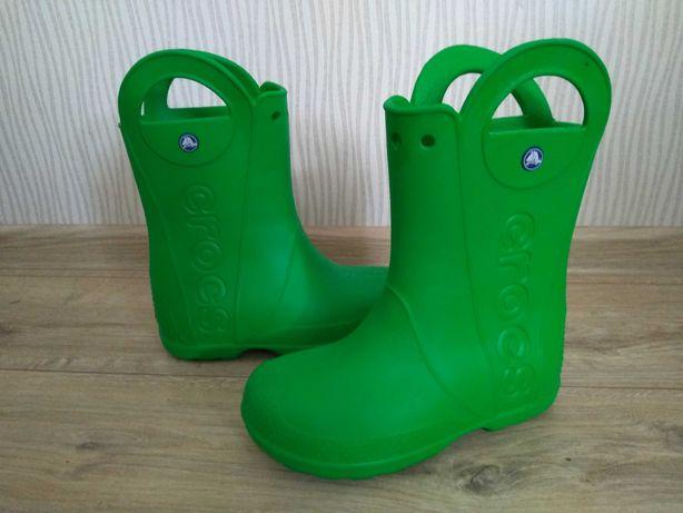 Crocs Handle IT kalosze J3 bdb stan