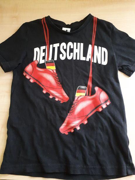 Футбольная футболка с гетрами