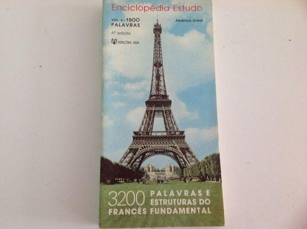 Enciclopédia Estudo 3200 Palavras em Francês Fundamental