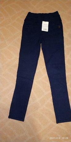 Утеплённые штаны  джеггинсы (на флисе)
