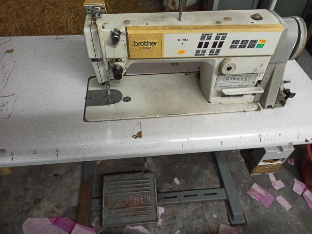 Lote maquinas de costura