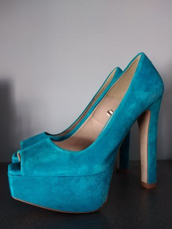Sapatos salto alto Zara