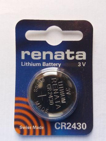 Батарейки RENATA CR1632 CR2320 CR2430 Швейцария