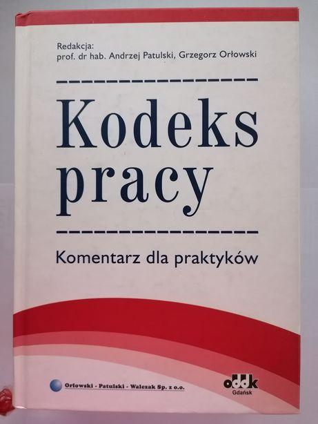 Kodeks pracy. Komentarz dla praktyków