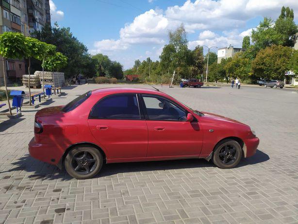 Продам автомобиль Daewoo Lanos SE