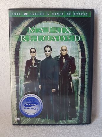 Matrix Reloaded + DVD de extras