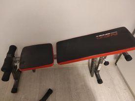 ławka do ćwiczeń