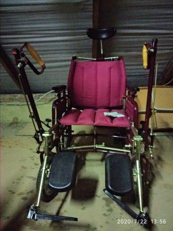 Инвалидное кресло для самостоятельного передвижения ДККС-10-03-50