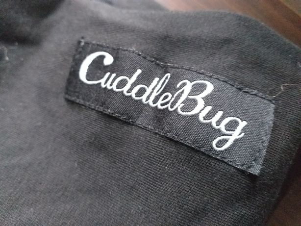 Chusta do noszenia cuddle bug