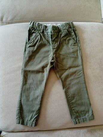 Spodnie r. 86 h&m spodenki