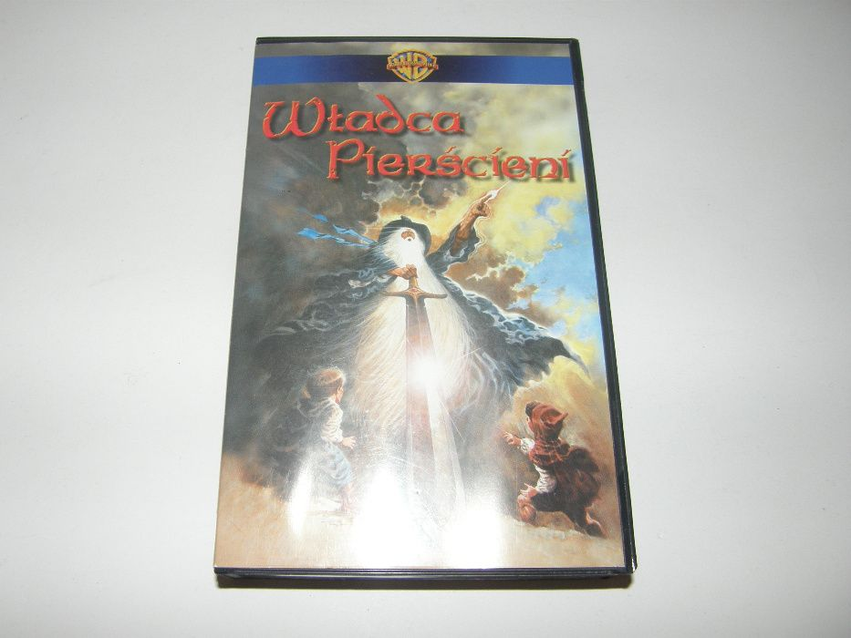 Władca Pierścieni (Animacja) / VHS PAL / Wersja PL Mińsk Mazowiecki - image 1
