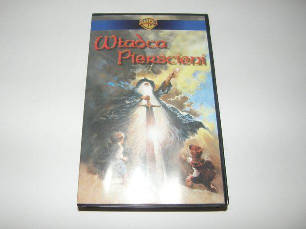 Władca Pierścieni (Animacja) / VHS PAL / Wersja PL