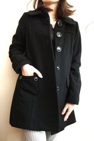 Płaszcz wełna