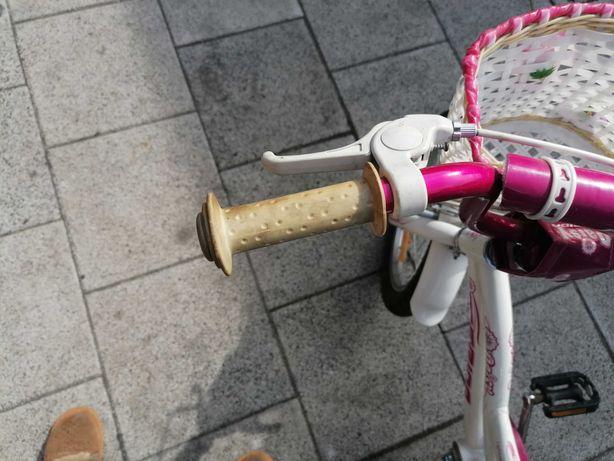 Rowerek dla dziewczynki 16