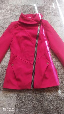 Пальто женское на 3х молниях