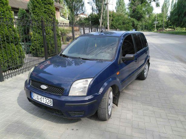 Ford Fusion на еврорегистрации