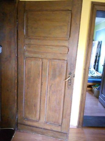 Sprzedam stare drzwi cena 50zł