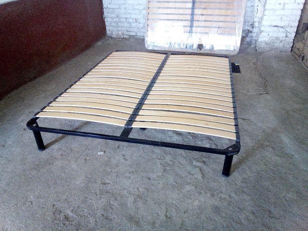 каркас -кровати\эконом\ с ламелями 1-2 местные\опт,розница\ доставка