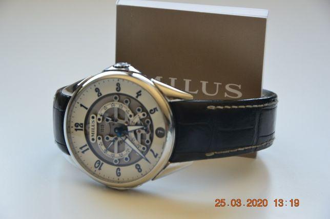 Zegarek Milus Tirion TriRetrograde Zamiana!