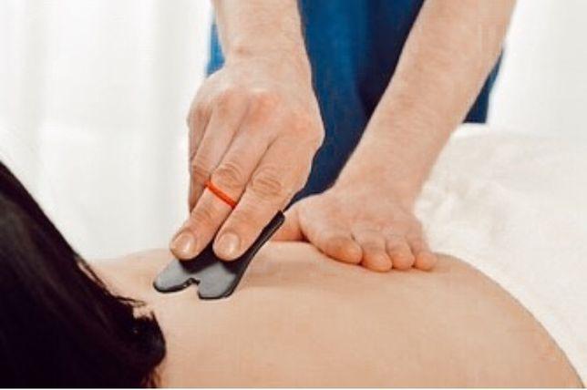 Гуаша профилактическая процедура для тела