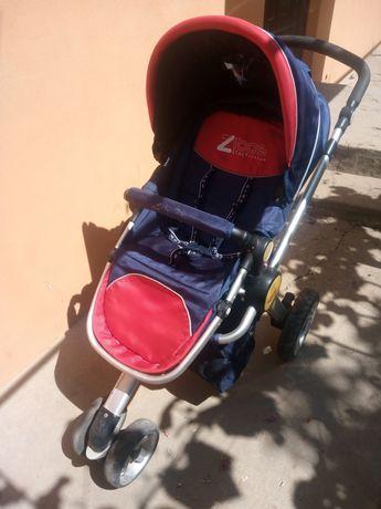 Продам детскую коляску - трансформер Zibos