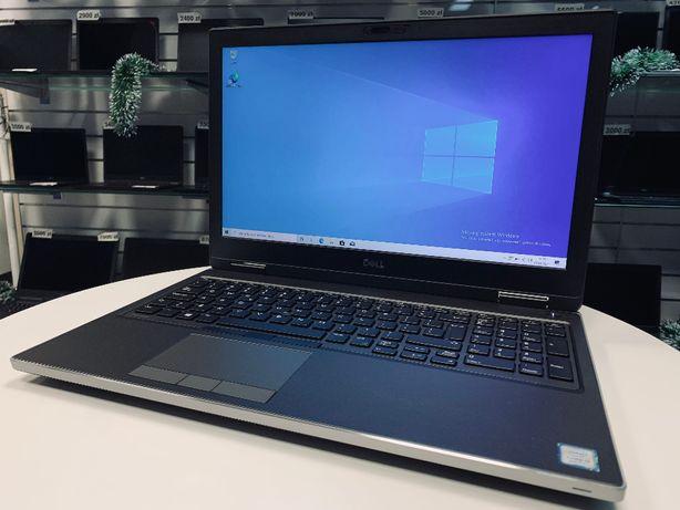 Dell Precision 7530 i7-8750H 16GB 512 GB P1000 4GB | Fabrycznie Nowy