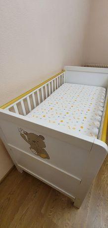 Детская кроватка Mothercare 140×70