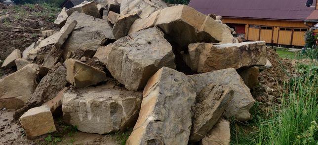 Kamień ogrodowy na skarpy