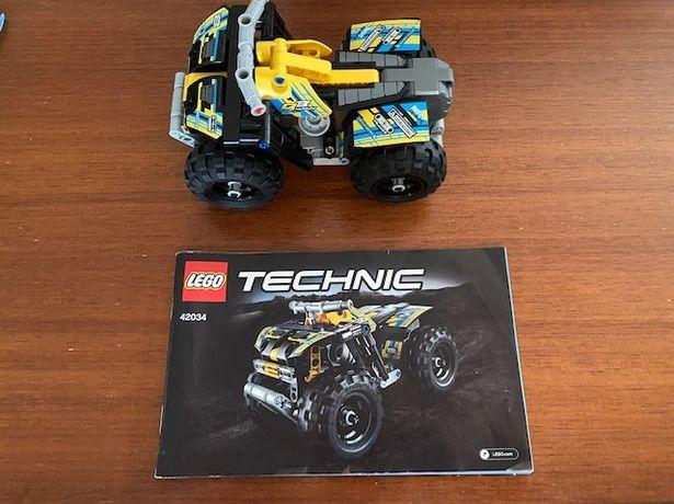 LEGO 42034 Technic Quad Bike - Produto Retirado