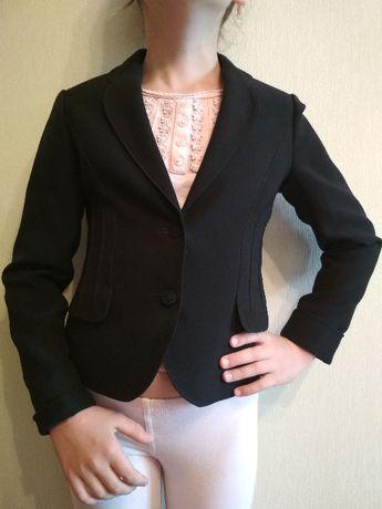 Школьная форма -пиджак сарафан блузка р.122-134