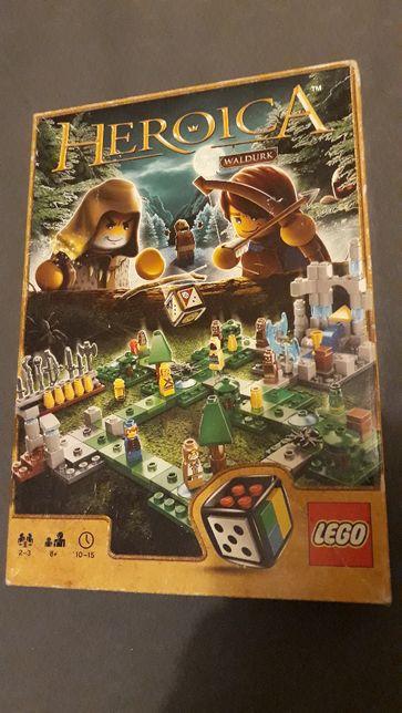 Heroica Waldurk (3858) - gra Lego kompletna
