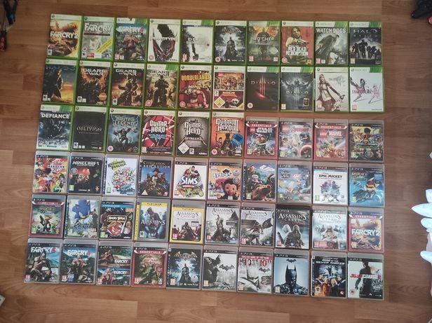Jogos para Ps1/PS2/PS3/vita/Xbox360 / Wii / gb /2ds/psp- vários preços