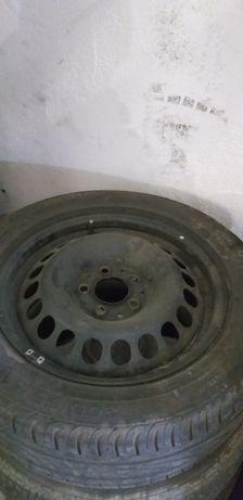 4 felgi stalowe  16 cali 5x112 Audi VW Skoda in Bez uszkodzeń