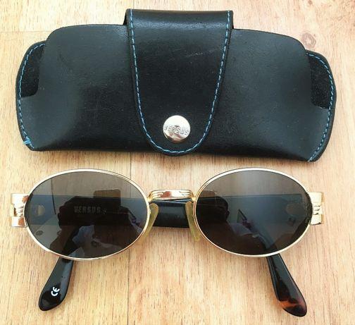 Óculos De Sol Gianni Versace Versus, 1990