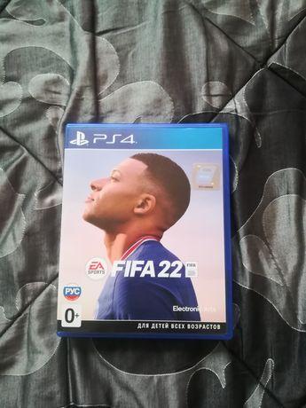 Игра FIFA 22 PS4