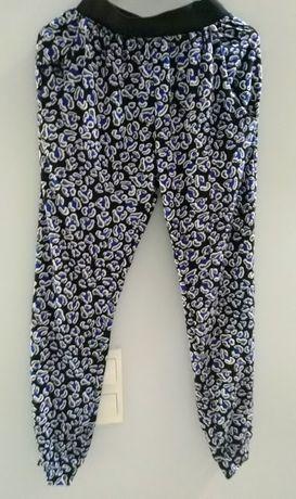 Spodnie ALLADYNKI z kieszeniami rozmiar 140 (9-10 lat)