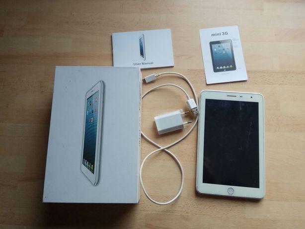 Планшет HD-89 3G Tablet PC MTK8389 7 Inch IPS Android 4.2 GPS 16GB Whi