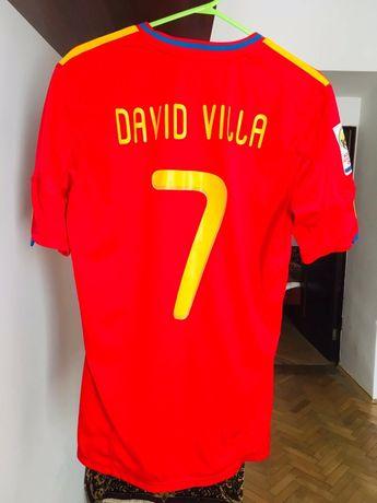 Jersey Spain David Villa