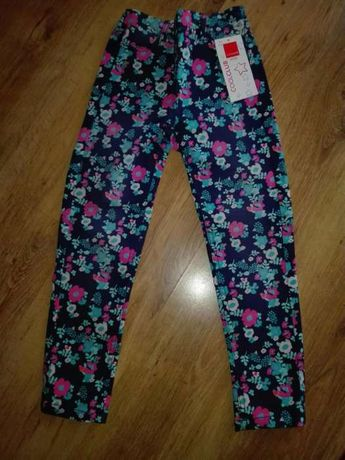 Nowe spodnie jeansowe, 122 cm
