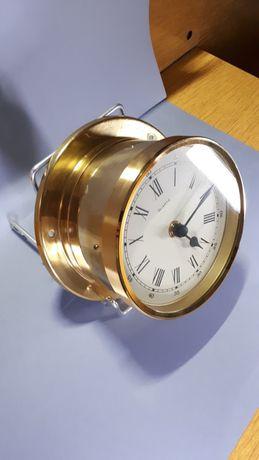 Zegarek zegar marynistyczny mosiężny NRD?
